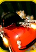 3D黑暗赛车