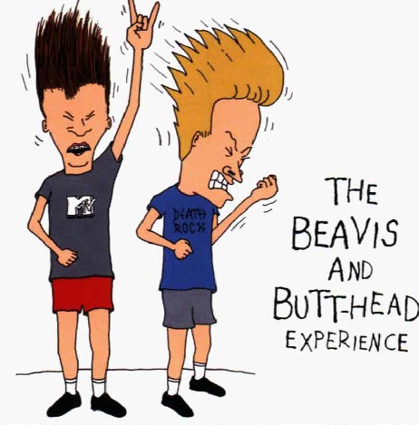 Beavis & Butthead 搞笑射击 V1.0