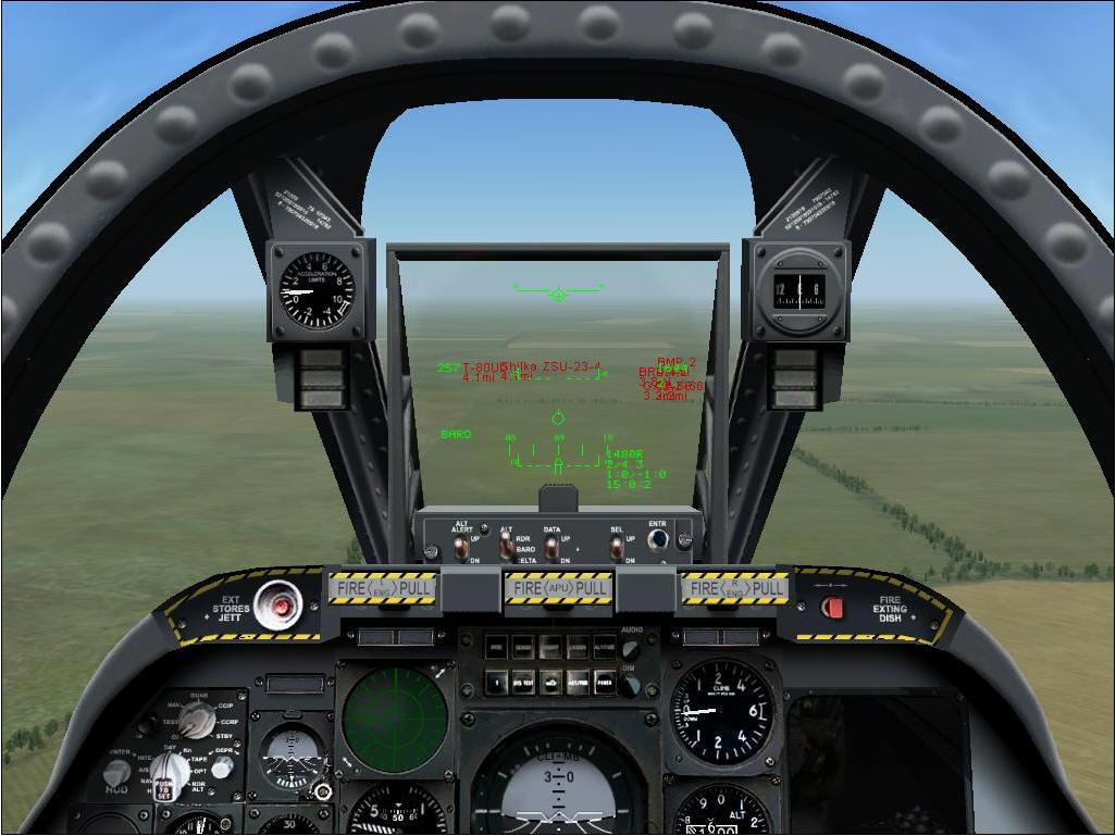 现代空战(Lock On_Modern Air Combat)